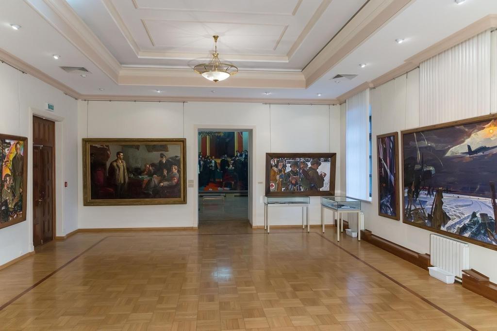 Национальная художественная галерея «Хазинэ»