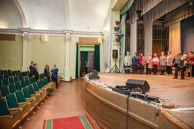 Центр культуры испорта «Московский»
