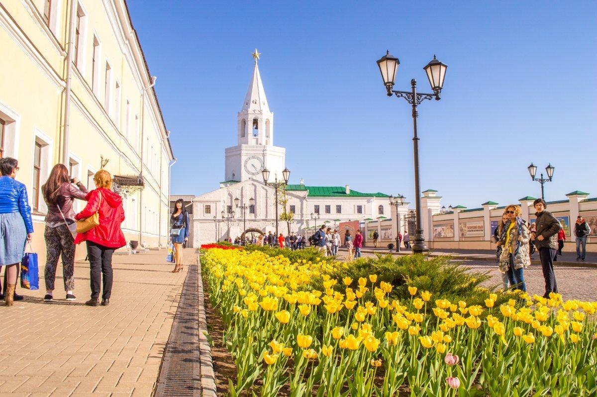 Международный женский день в«Казанском Кремле» 2021