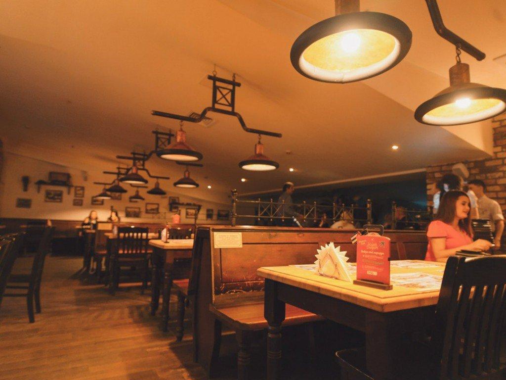 Клубный ресторан «Максимилианс»