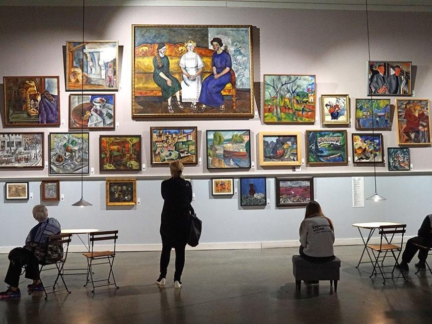 Выставка «Русский авангард»