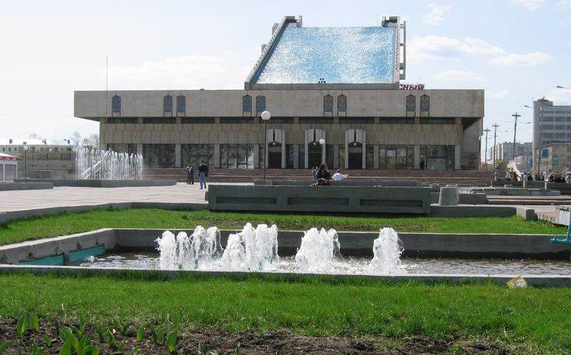 Татарский академический театр им. Галиасгара Камала