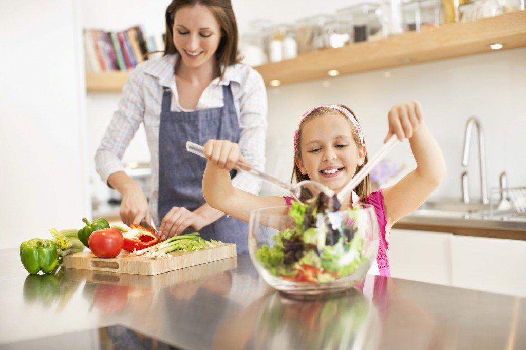 Онлайн-проект «Домашний разговор оправильном питании»