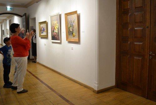 Выставка «Кондрат Максимов: « Тут есть своя красота»