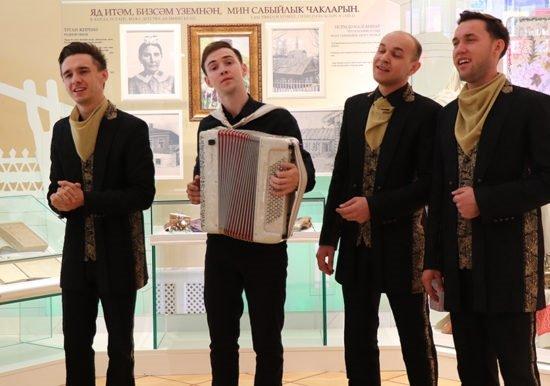Литературно-музыкальный вечер «Родной язык» 2019