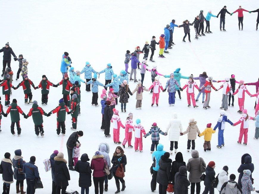 Соревнования поконькобежному спорту 2018