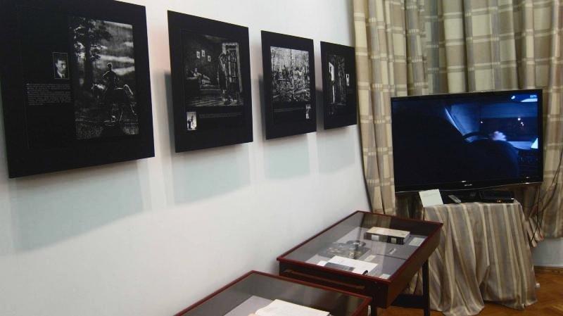 Выставка книжной графики Александра Алексеева