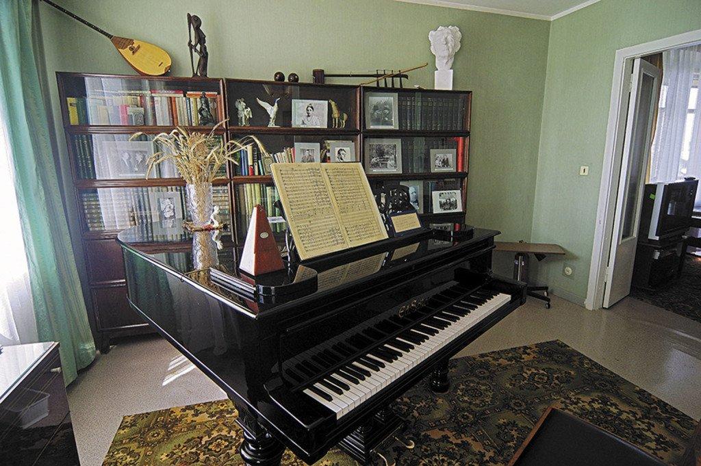 Музей-квартира композитора Назиба Жиганова