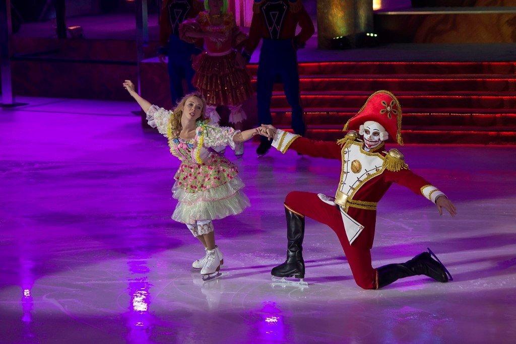 Ледовый спектакль «Щелкунчик имышиный король» 2019