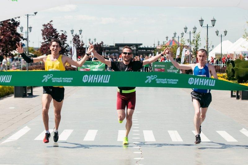 «Зеленый марафон» вКазани 2019