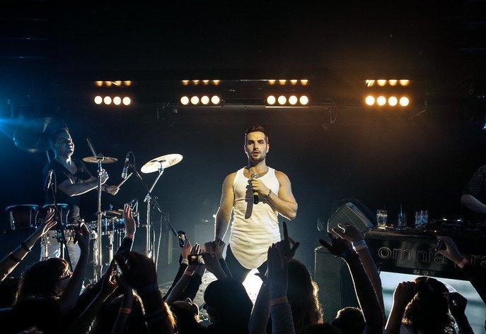 Концерт группы Morandi 2017