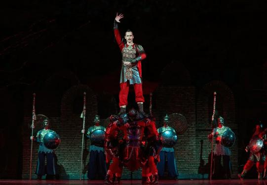 Балет «Золотая орда» 2019