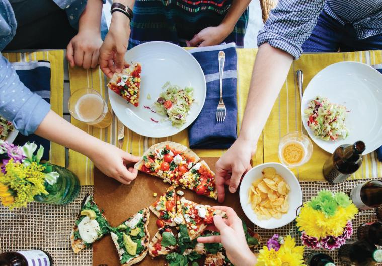 Фестиваль еды Kremlin FoodFest 2019