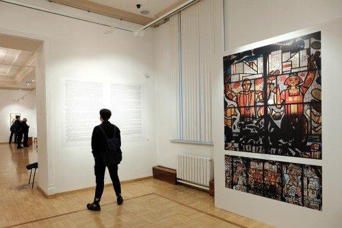Выставка Виктора Фёдорова