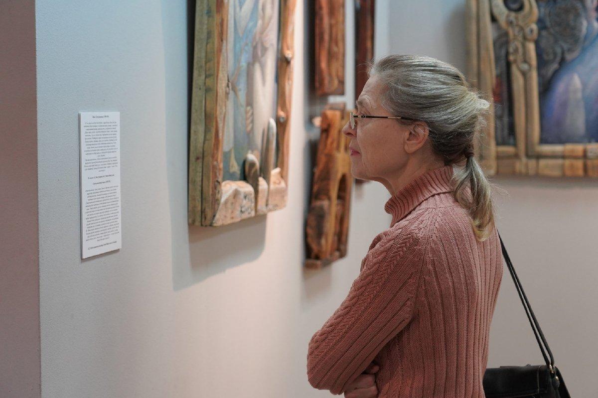 Выставка «Художник Ахсан Фатхутдинов: письма другу»