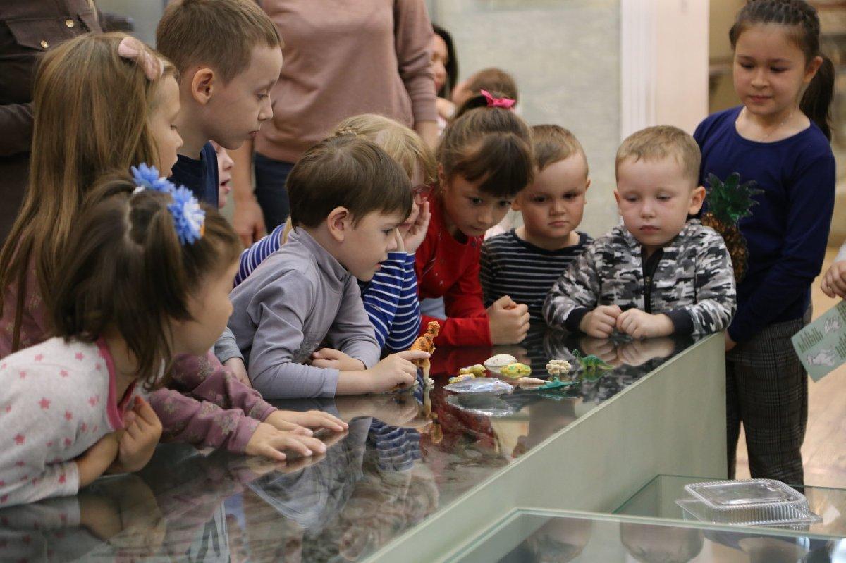 Осенние каникулы вМузее естественной истории Татарстана 2019