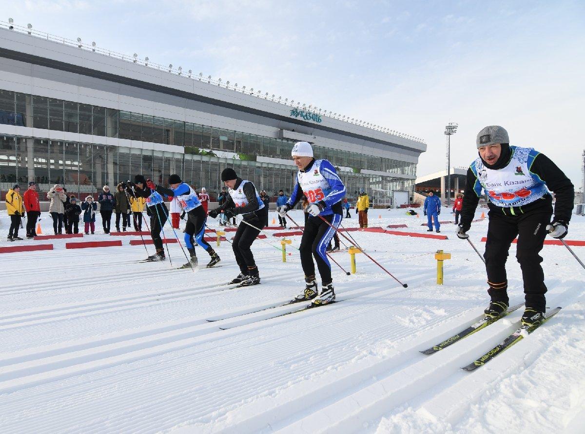 Соревнования «Зимние корпоративные игры» 2019