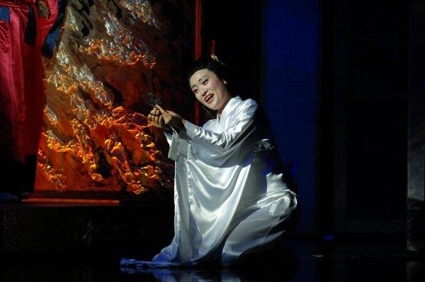 Опера «Мадам Баттерфляй» 2018