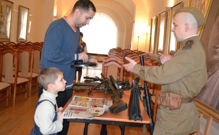 День защитника Отечества вНациональном музее РТ2018