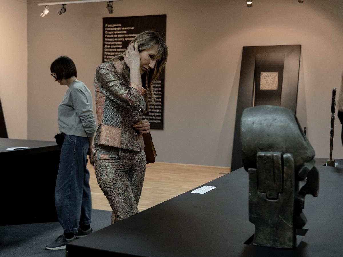 Выставка «Война иМир Вадима Сидура»