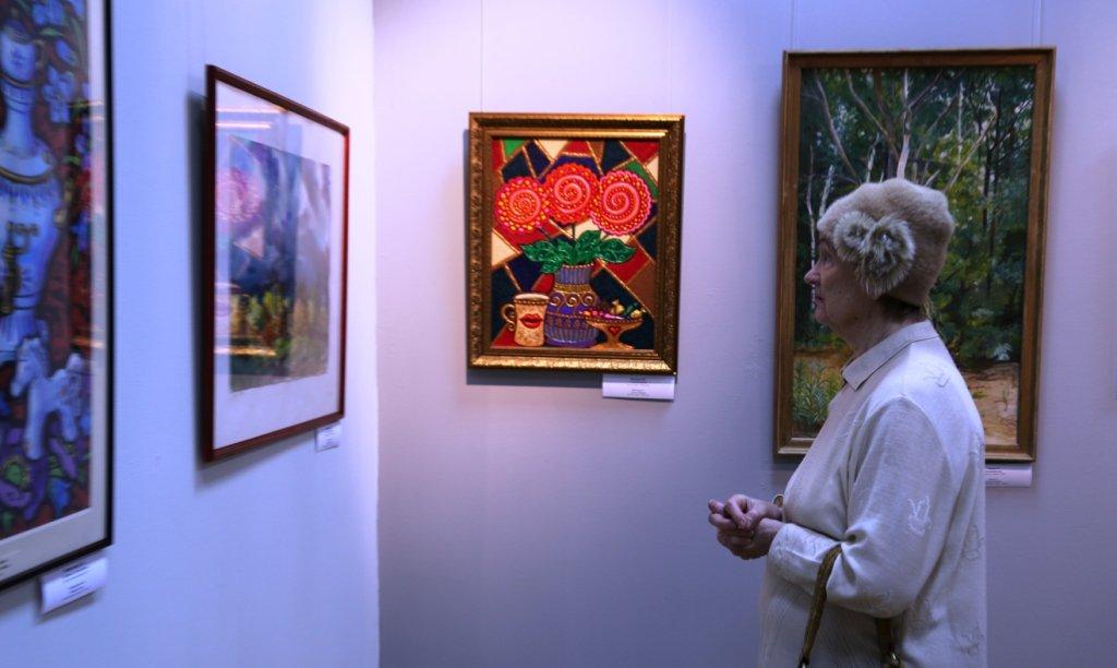 Выставка «Арт-география России»