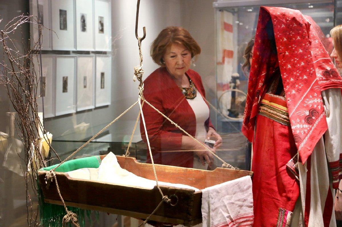 Выставка «История семьи– история Республики»