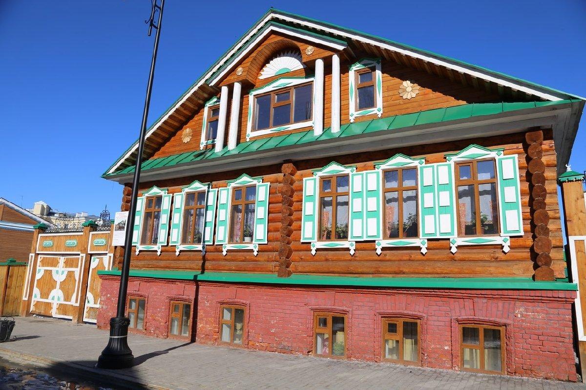 Музей «Дом татарского быта иремесла»