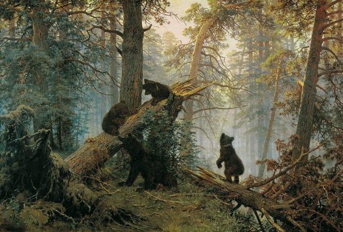 Выставка Ивана Ивановича Шишкина
