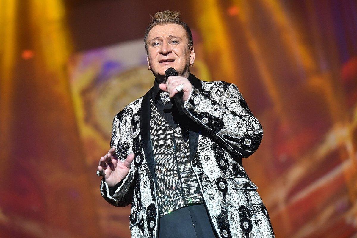 Концерт Сергея Пенкина 2021