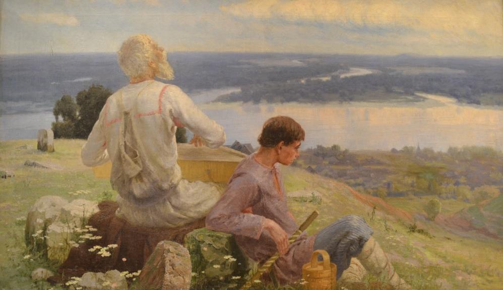 Выставка «Искусство начала XXвека. Учителя иученики Казанской художественной школы»