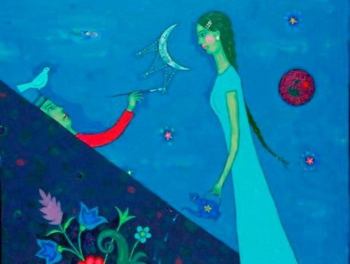 Выставка Рината Харисова