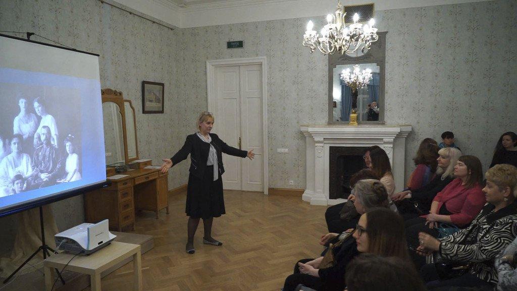 «Библиосумерки» вМузее Е.А. Боратынского 2018