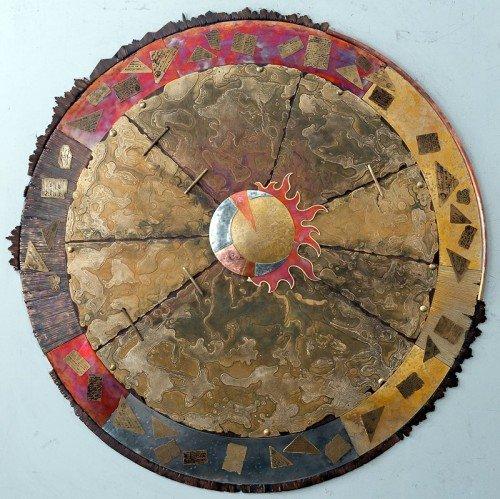 Выставка Рината Ахметова «Символы итрадиции»