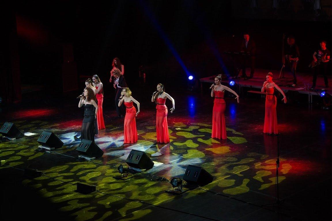 Концерт группы «Soprano Турецкого» 2020