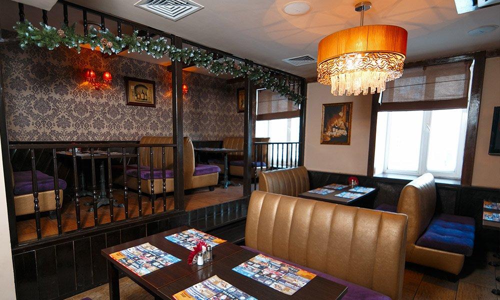 Ресторан «Траттория наЧистопольской»