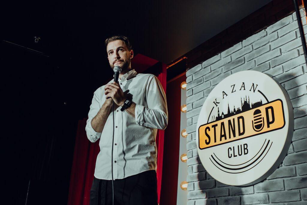 Stand Upclub Kazan
