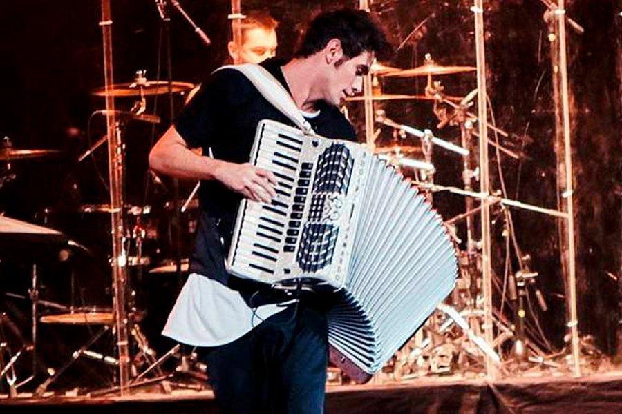 Концерт Петра Дранга 2020