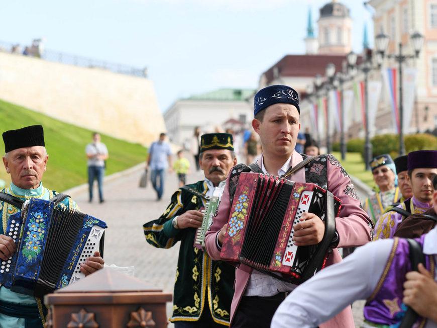Фестиваль «Казан дружбы народов» 2021