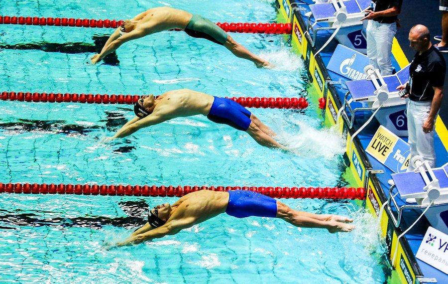 Первый этап Кубка мира FINA поплаванию 2018