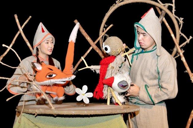 Эстрадно-кукольная вечеринка «PUPPET PARTY» 2017