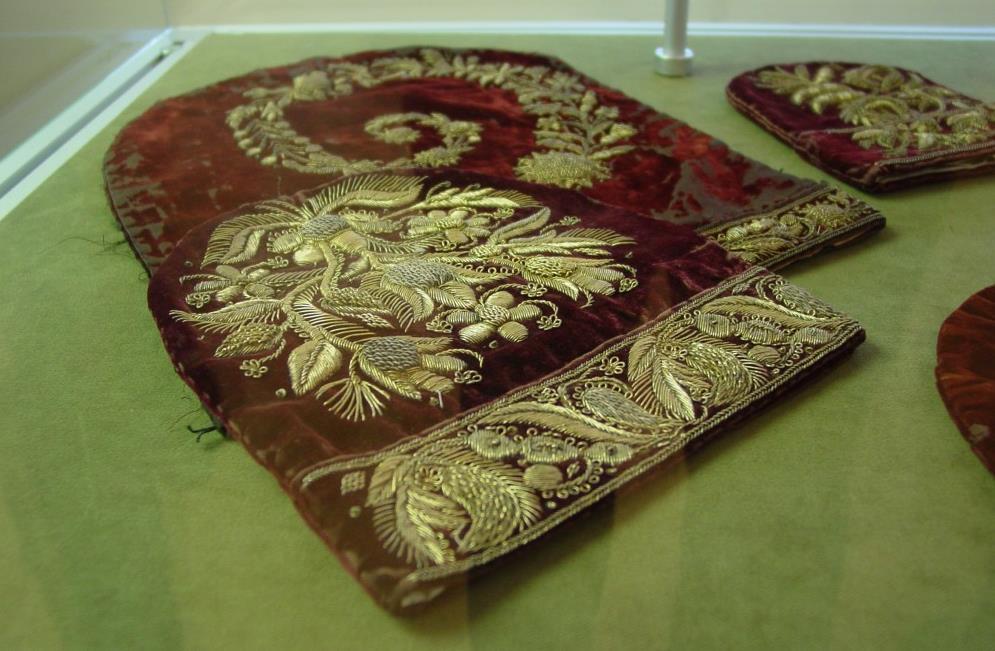 Выставка «Татарское декоративно-прикладное искусство XIX–XXI веков»