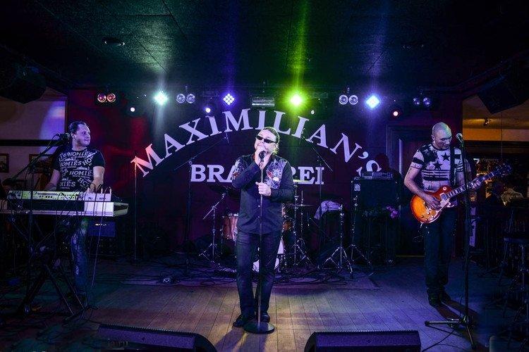 Концерт группы «Рок-острова» 2020